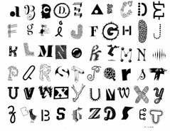 Letters 15 (Don Moyer) Tags: moleskine ink typography drawing letters type alphabet moyer donmoyer