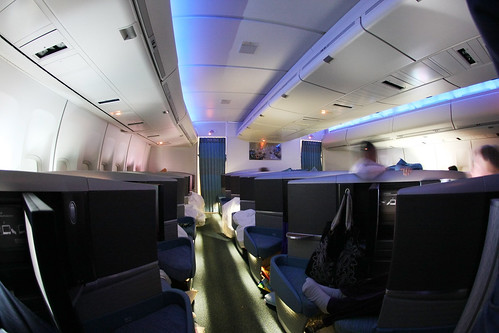 cathay pacific business class. The New Cathay Pacific