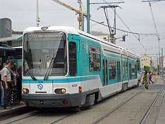 Tramway T1 - RATP -  La Courneuve (LimitedExpress) Tags: paris france tram streetcar alstom tramway t1 ratp strassenbahn lacourneuve drancy