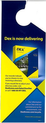 DEX Hanger
