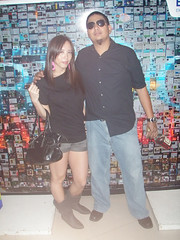 "2009 Philippine Blog Awards: with Peter ""Kanye"" Juan"