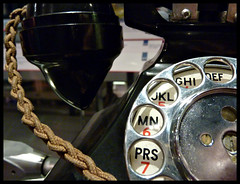 Bakelite phone (Scottish Rose) Tags: black closeup cord dof phone antique telephone dial bakelite msh closecall numb3rs tz7 msh0313 whenwillyoumakemytelephonering msh0410 msh04106 msh0312 msh03122 msh031318