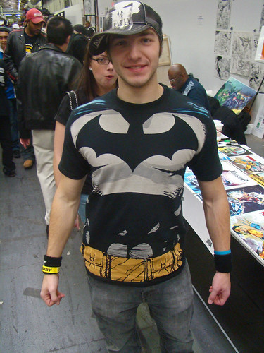 Awesome Bat-shirt - istolethetv | Flickr