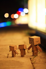 Mom......!! (sndy) Tags: sanfrancisco toy toys explore figure figurine sindy kaiyodo yotsuba danbo revoltech danboard