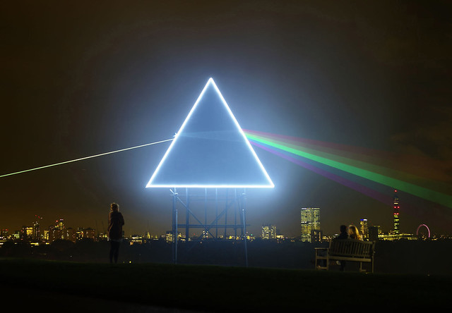 Sky Arts Dark Side Of The Moon Tribute 3
