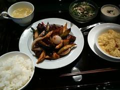 091019 中国料理「新葡苑 Tokyo」(赤坂)