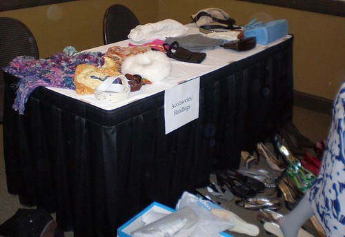 Accessories table