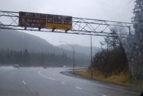 I-90 @ SR 906 west terminus