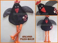 .:. Galinha Puxa-Saco .:. (Bonecos de Pano .Com) Tags: decorao cozinha galinhadangola puxasaco puxasacodegalinha galinhadepano galinhapuxasaco galincea