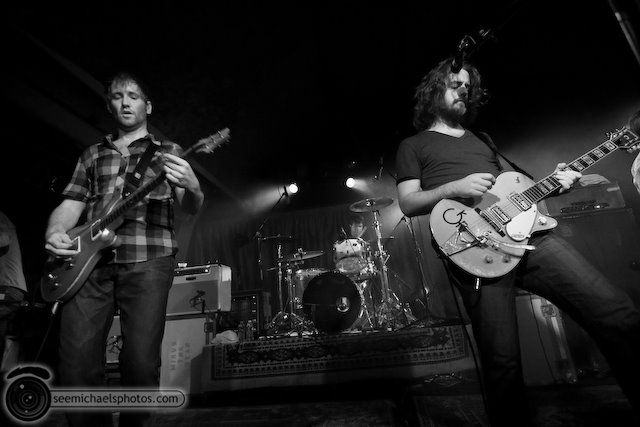 Minus the Bear at Belly Up 110209 © Michael Klayman-026