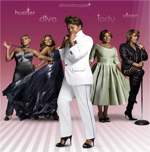 Queen Latifah - Persona Album
