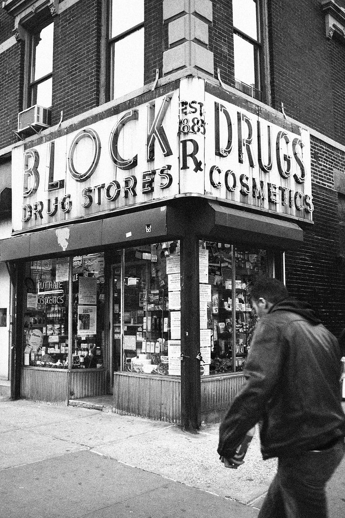 Drugstore on East Village