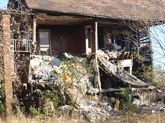 now (dax46407) Tags: fallen derelict collasped e520