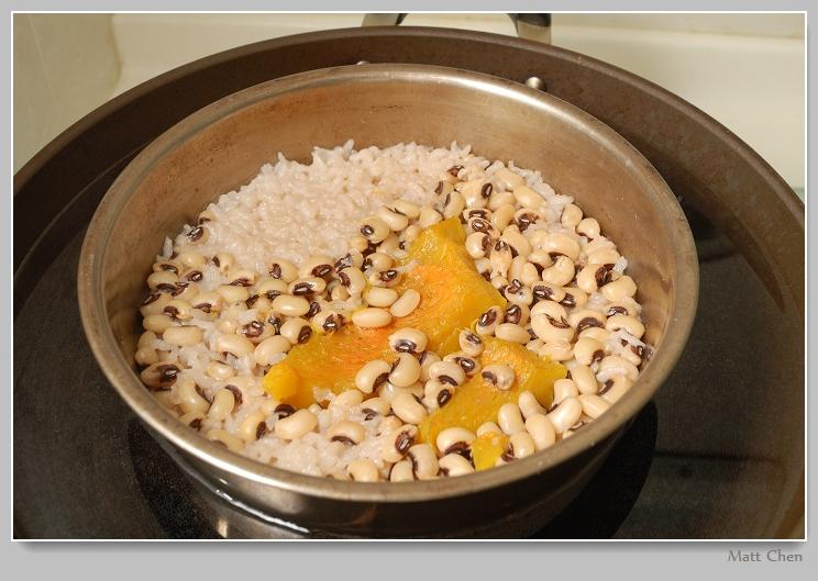 20091103-2336_南瓜米豆米泥