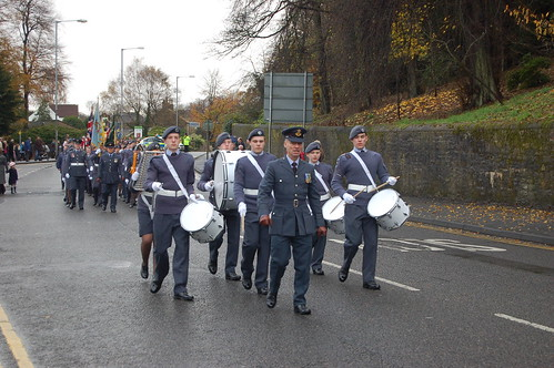 Whickham Remembrance Day Nov 09 no 15