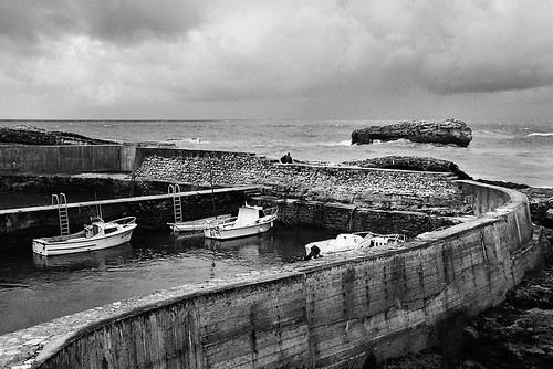Safe Harbor, Biarritz, France