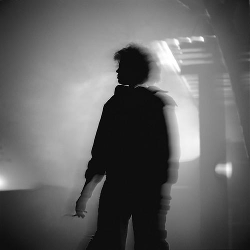 человек в тумане / man in fog