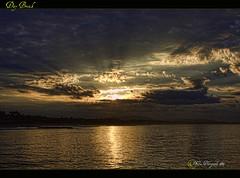 Day Break (herosipet) Tags: ocean california morning sea sun clouds dusk jetty ventura picnik daybreak seascap canoneos40d herosipet