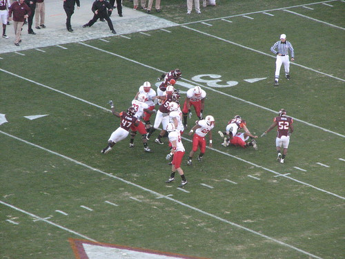 First Play From Scrimmage -- Fumble