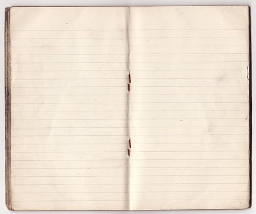 Vintage Memo Notepad