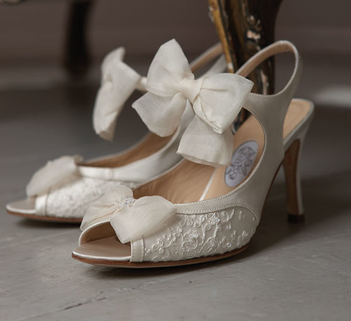 Closed shoes by Diane Hassall.