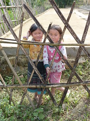 Children in Lao Chai
