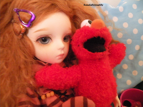 The new Yris and Elmo