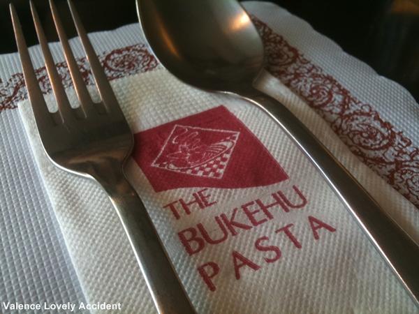 布克湖義式坊_餐具