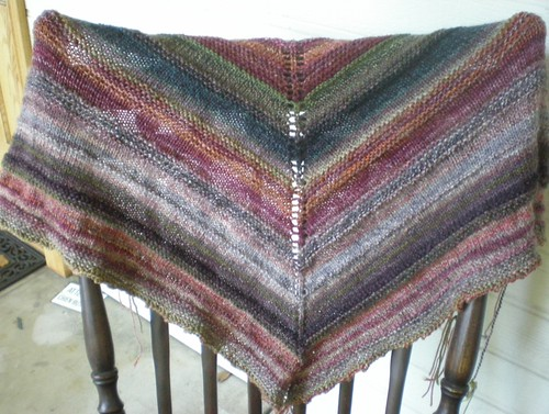 handspun shawl done 1