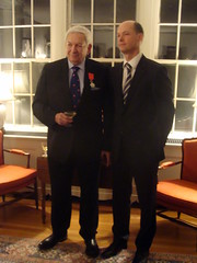 Lgion d'Honneur's ceremony (9th of December, 2009) (France in New England) Tags: casey maurice christophe guilhou