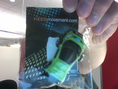 Ford Fiesta Mimobot