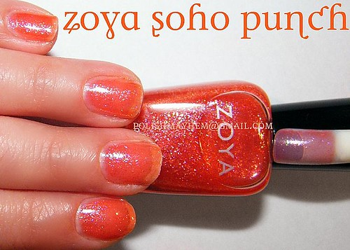 Zoya Soho Punch