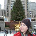 Katie at Rockefeller Ice Rink 2