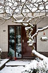 Sfeervol Almere (KennethVerburg.nl) Tags: christmas winter white snow holland netherlands dutch sneeuw nederland wit flevoland almere almerehaven