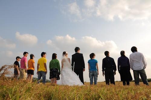 穿著彩虹去旅行:墾丁國境之南‧家族婚禮旅行>