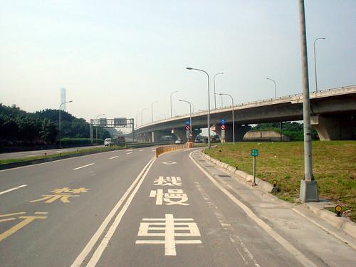 07.走機慢車道穿越台61線