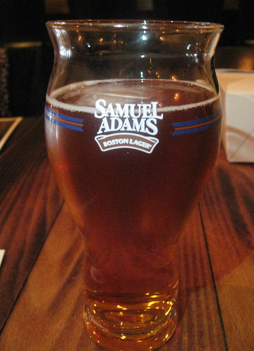 Samuel Adams Beer and Food Pairing at Animal
