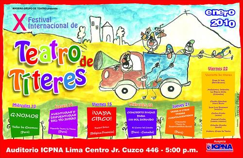 madero festival titeres 2010