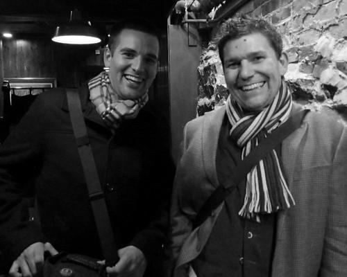Adam Wallace & Brian Simpson