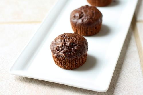 TWD Cocoa-Nana Muffins