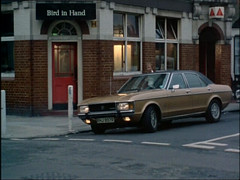 1977 Ford Granada 3.0 V6 Ghia Mk1 (Trigger's Retro Road Tests!) Tags: show london cars ford car 30 thames regan jack flying tv police granada carter 1978 squad 1977 ghia v6 sweeney goerge mk1 retor