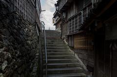 Asakichi-ryokan,Ise,Japan (gasdust) Tags: ricoh gr mie 三重 リコー 伊勢 麻吉旅館 旅館 宿 古市 travel ise
