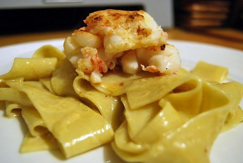 crayfish pasta 2