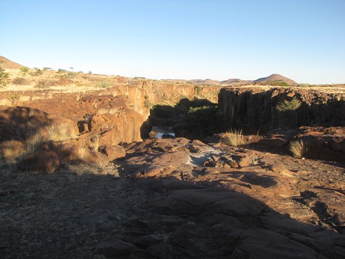 Damaraland Canyon