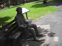 Alan Turing (Mikel Egaña Aranguren) Tags: alan turing
