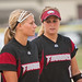 Samantha Sheeley - Amanda Williams - Rockford Thunder