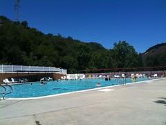 Pool at Morgan Hill campground