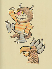 I will eat you up! (John Martz) Tags: monsters wherethewildthingsare sendak