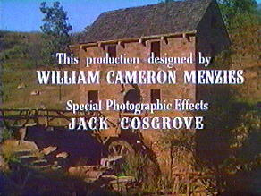 The Old Mill in Gone With The Wind