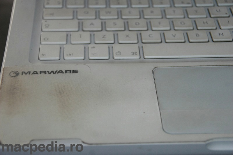 Carcasa MacBook murdara